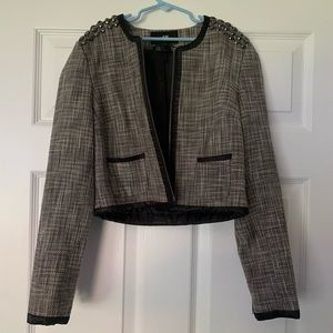 Vintage look h and m coat/ blazer